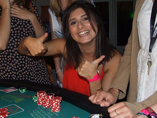 Christmas Party Fun Casino 2015 Booking