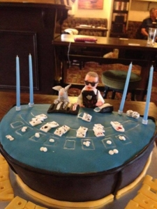 Hangover Birthday Cake Aces Fun Casinos Wedding Entertainment Somerset Bristol Weston super Mare Taunton Fun Casino Party Hire