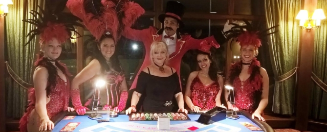 Fun Casino Event Entertainment Bristol Somerset Swindon Bath Taunton South Wales West