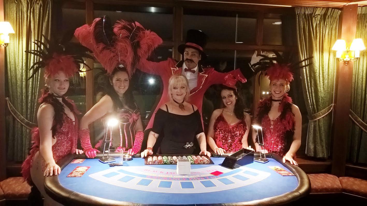 Fun Casino Event Entertainment Bristol Somerset Swindon Bath Taunton South Wales West