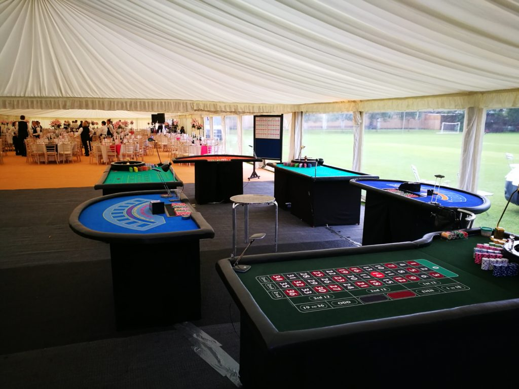 Fun Casino Event Wedding Entertainment Bristol Somerset Swindon Bath Taunton July 2017