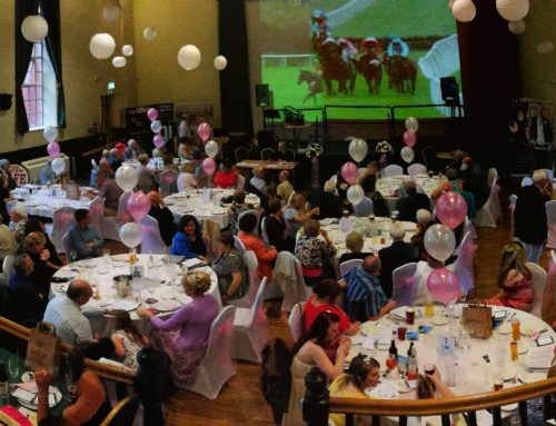 Fundraising Race Night – Welsh Valley