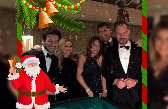 Christmas Party Ideas 2017 Fun Casino Roulette Roulette Blackjack Table Hire