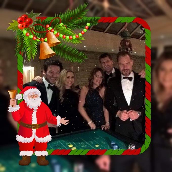 Christmas Party Ideas 2017 Fun Casino Hire Somerset Bristol SW UK