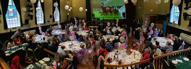 Fundraising Ideas Charity Horse Race Night Corportate Event Entertainment Bristol Somerset Gloucester Weston super Mare