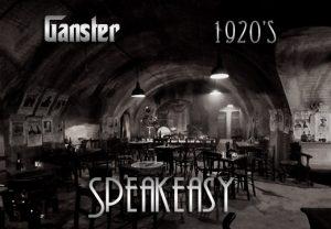 1920s theme speakeasy
