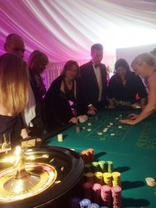 Summer Balls Entertainment Graduation Party Ideas Roulette Blackjack Table Hire Fun Casino 2019